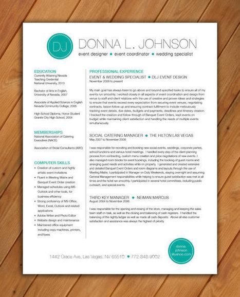 9 Easy Ways to Improve Your Marketing Resume | WordStream | Web Content Enjoyneering | Scoop.it