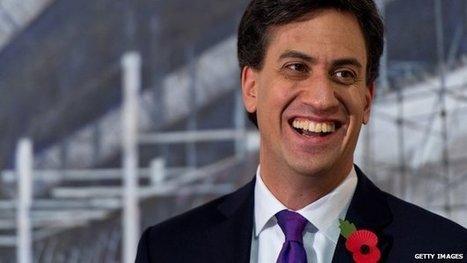Miliband in English buses pledge | F584 Transport Economics | Scoop.it
