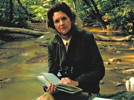 "We Wouldn't Listen 50 Years Ago: ""THE SILENT SPRING"" Rachel Carson: The green revolutionary 
