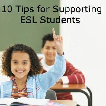 ESL | Literacy & Language A Dynamic Duo | Scoop.it