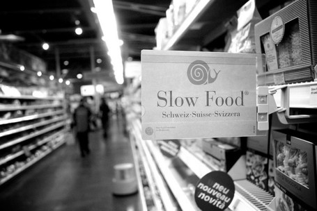Slow Food for a Healthy Living is Catching Up Fast | The Authentic Food & Wine Experience | Scoop.it