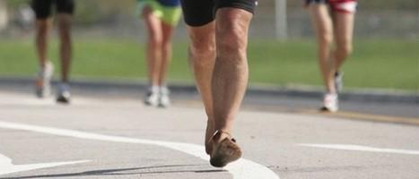 Correr descalzo suma más adeptos… pero hay que hacerlo con precaución | Soy Maratonista | maratonistas | Scoop.it