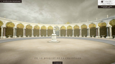 Chaos to perfection - The Versailles 3D projects - Versailles 3D | paprofes | Scoop.it