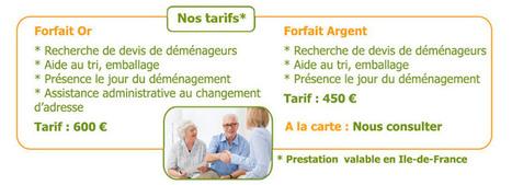 Simplifiez un déménagement pour les seniors avec Movadom | Les ... | Seniors | Scoop.it