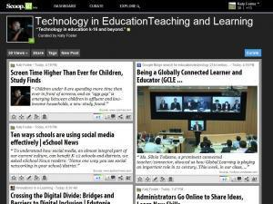 Aggregation and curation – wedding or salon? | Technology in EducationTeaching and Learning | Scoop.it