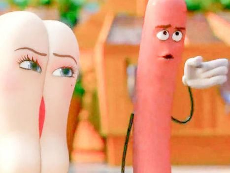 Hot Dogs and Hot Buns: This summer's funniest flick finally arives | Urban eating | Scoop.it