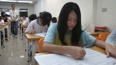 As Innovation Lags, Taiwan to Retool University Entrance Exams | Creativity and Learning Insights | Scoop.it