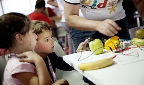 Coding e robotica per i piccoli: al via i corsi di Codemotion Kids   TIKIS   Scoop.it