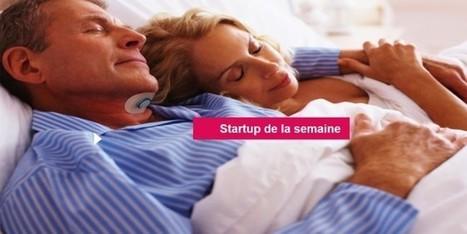 [Startup Tour] Nyxoah lutte contre l'apnée du sommeil avec un implant innovant | A votre santé ! | Scoop.it