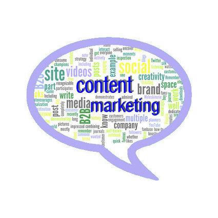 Content marketing e aziende B2B: fare business con i contenuti!   Il Social Media Marketing per il B2B   Scoop.it