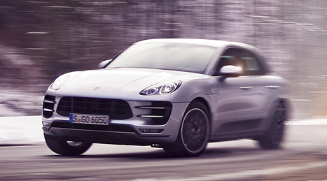 Porsche Macan Turbo (2014) CAR review - CAR Magazine | Aftermarket Performance Parts News | Scoop.it