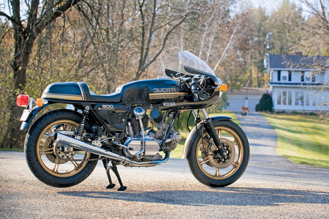 CLASSICS: Ducatis & Cigarettes Some things you quit, others you don't. | Ductalk Ducati News | Scoop.it
