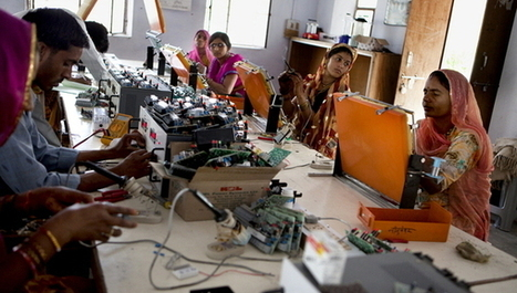 La educación no aprovecha oportunidades en la industria   Pedagogía 3.0   Scoop.it
