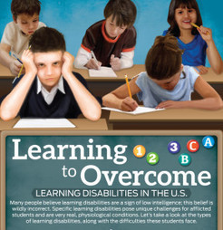 Learning to Overcome | Special Education Degrees | Learning Differences | Scoop.it
