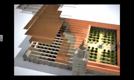 Reconstrucción de la Gran Mezquita de Sevilla en 3D - Muyinteresante.es | Rebollarte | Scoop.it