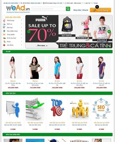 Thiết kế website tin tức chuẩn SEO chuyên nghiệp tại Hà Nội | TheThao208 | Scoop.it