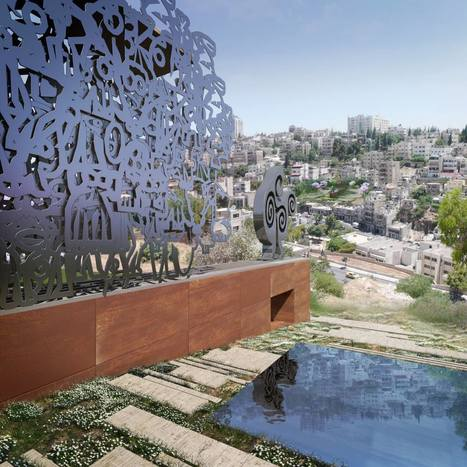The Dialogue of the Hills, Amman/Jordan by Nadim Karam & Atelier Hapsitus | Urbanism 3.0 | Scoop.it