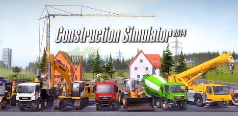 Construction Simulator 2014 v1.1 apk +data [All Devices] | games | Scoop.it