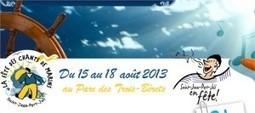 La Fête des chants de marins   Sortie Express   Cré Tonnerre   Scoop.it