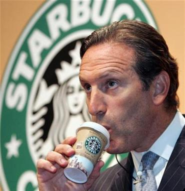 Howard Schultz's Connection and Leadership | BUSS4 China and UK International Markets | Scoop.it