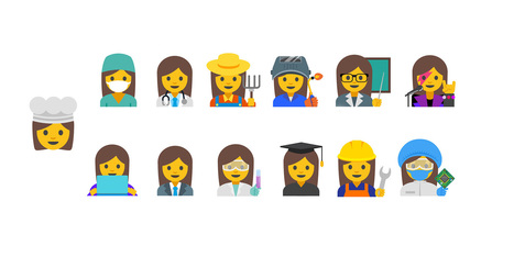 Google proposes new emoji to represent working women | AUSTERITY & OPPRESSION SUPPORTERS  VS THE PROGRESSION Of The REST OF US | Scoop.it