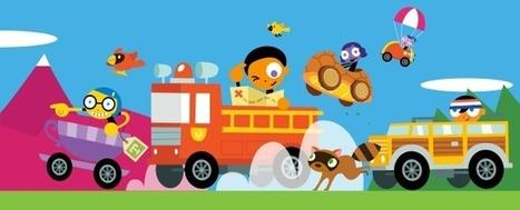 Kart Kingdom | PBS KIDS | digital divide information | Scoop.it