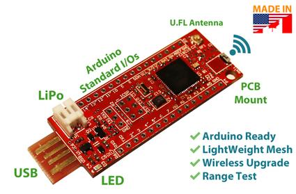 miniSWARM - Scalable Wireless Arduino Radio Module | Tecnologia, Robotica y algo mas | Scoop.it