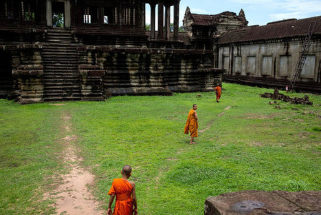 Laser Scans Unveil a Network of Ancient Cities in Cambodia | Social Studies Education | Scoop.it