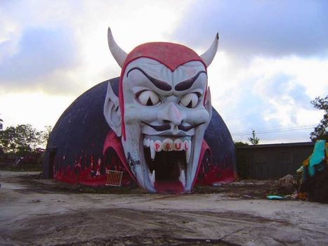 15 Creepy Abandoned Theme Parks | Urban Decay Photography | Scoop.it