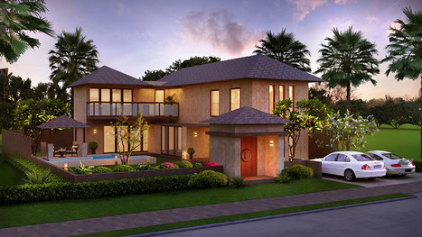 The Luxury Villas In Bangalore At Affordable Rates | Real Estate | Scoop.it