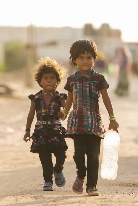 Sécheresse dans l'Etat du Rajasthan | Voyage photographie en Inde | Scoop.it