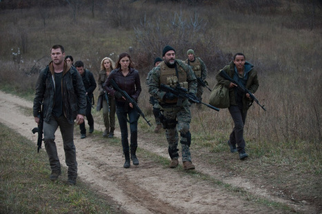 Red Dawn 2012 - South Florida Movie Reviews by I Rate Films | Film reviews | Scoop.it