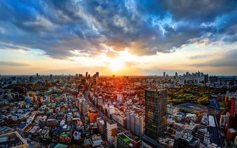 Greater Tokyo. Download cityscapes for ios. Tokyo, Japan, Kanto, Honshu, metropolis. | CityWallpaperHD | Scoop.it