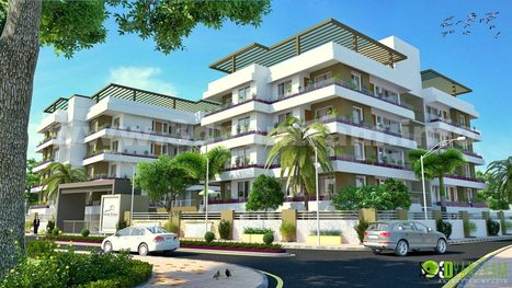 3D Exterior Rendering Painting - Tips and Suggestion | 3D Exterior Rendering | Scoop.it