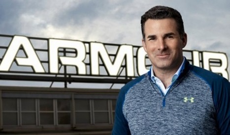 Why Under Armour is moving from T-shirts to digital health | Digital Health | Scoop.it