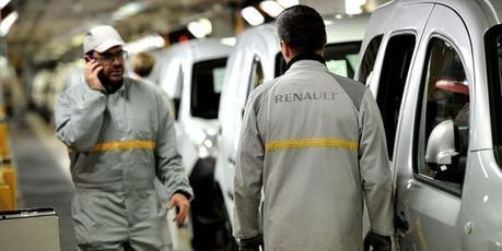Renault va supprimer 7500 postes en France | Logistique et Transport GLT | Scoop.it