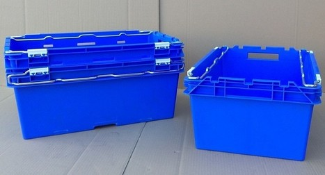 Large Plastic Storage Boxes Are Available In Various Sizes | foldable-crate | Scoop.it