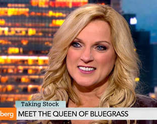 Rhonda does Bloomberg   Acoustic Guitars and Bluegrass   Scoop.it