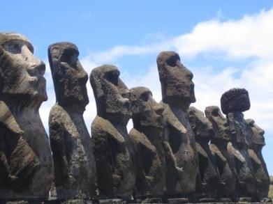 Les habitants de l'ile de Pâques seraient allés en Amérique il y a 500 à 700 ans | Science Actualités | Scoop.it