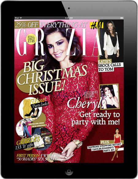 Grazia launches 'shopable' iPad edition | Hair Beauty Trends | Scoop.it