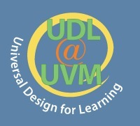 Examples of UDL in Practice from UVM | Universal Design for Learning and Curriculum | Scoop.it