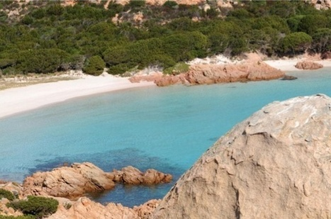 Italian Heritage MagazineBudelli For sale the pink quartz island off the cost of Sardinia | Italian Heritage Magazine | italian communities in USA | Scoop.it