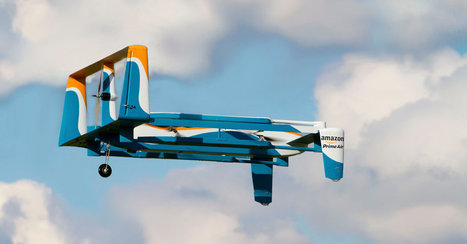 Amazon Expands Drone Testing in Britain   Vous avez dit Innovation ?   Scoop.it