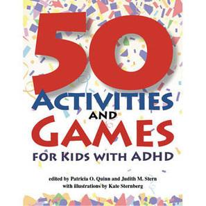 50 Activities & Games for Kids with ADHD Book | Autism spectrum | Scoop.it