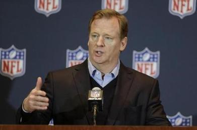 Roger Goodell stresses more respect in NFL for 2014 - The Boston Globe | Cowboys Recap | Scoop.it