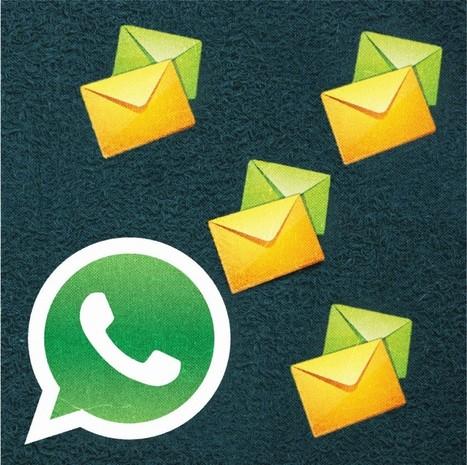 Conoce todas las aplicaciones que compiten con WhatsApp | historia argentina | Scoop.it
