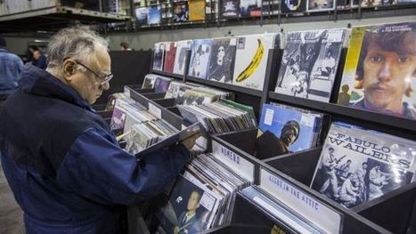 The music industry's newfangled growth business: vinyl records | Musing about Music | Scoop.it
