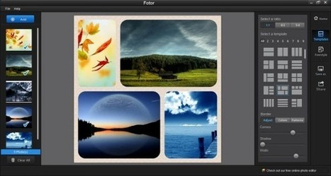 Add Amazing Photo Effects In Just A Click With Fotor | PowerPoint Presentation | modern architecture | Scoop.it