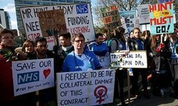 BMA facing backlash from members over handling of contract dispute | Employment law | Scoop.it