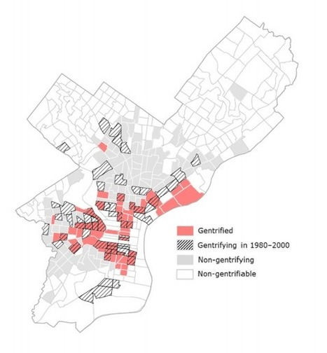 The Closest Look Yet at Gentrification and Displacement | Urban Regeneration | Scoop.it